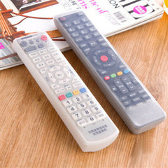 Transparent Silicone TV Remote Control Cover - BoardwalkBuy - 4