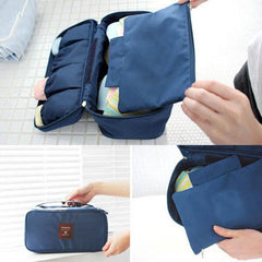 Undergarment and Toiletry Organizer Bag - BoardwalkBuy - 5