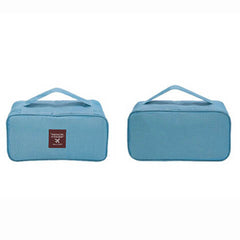 Undergarment and Toiletry Organizer Bag - BoardwalkBuy - 4