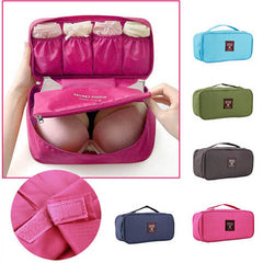 Undergarment and Toiletry Organizer Bag - BoardwalkBuy - 1