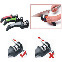 Two Stages Kitchen Knife Sharpener - BoardwalkBuy - 5