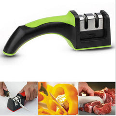 Two Stages Kitchen Knife Sharpener - BoardwalkBuy - 1