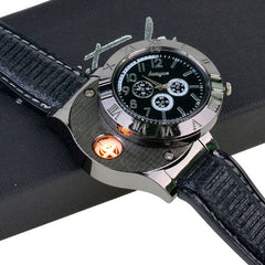USB Lighter Men's Watch - BoardwalkBuy - 3