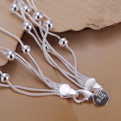 Fashion 925 Silver Fashion Jewelry Bracelet - BoardwalkBuy - 3