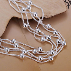 Fashion 925 Silver Fashion Jewelry Bracelet - BoardwalkBuy - 2