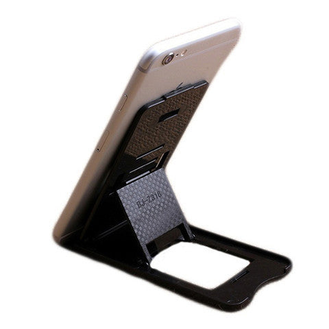 Folding Adjustable Mobile Cell Phone Stand Holder - BoardwalkBuy