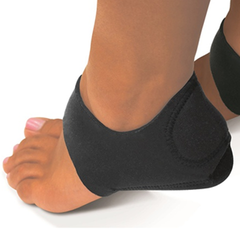 2 Pack: Foot Shock-Absorbing Plantar Fasciitis Therapy Wraps - BoardwalkBuy - 1