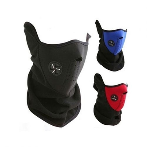 3-Pack Unisex Anti Cold Fleece Ski Mask