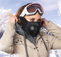 Unisex Anti Cold Fleece Ski Mask - BoardwalkBuy - 3