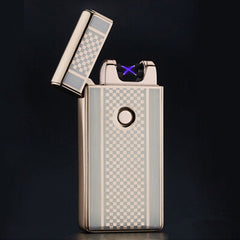 Electronic Usb Charging Ultra-Thin Windproof Lighters - BoardwalkBuy - 4