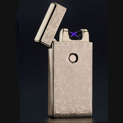 Electronic Usb Charging Ultra-Thin Windproof Lighters - BoardwalkBuy - 6