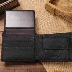 Vintage Short Casual Male Card Holder Wallets - BoardwalkBuy - 10
