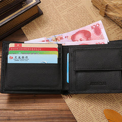 Vintage Short Casual Male Card Holder Wallets - BoardwalkBuy - 11