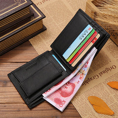 Vintage Short Casual Male Card Holder Wallets - BoardwalkBuy - 13