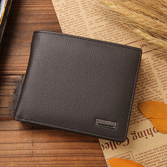 Vintage Short Casual Male Card Holder Wallets - BoardwalkBuy - 2