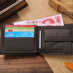 Vintage Short Casual Male Card Holder Wallets - BoardwalkBuy - 3