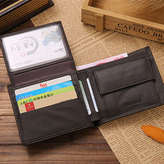 Vintage Short Casual Male Card Holder Wallets - BoardwalkBuy - 4
