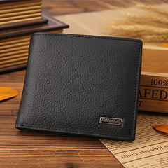 Vintage Short Casual Male Card Holder Wallets - BoardwalkBuy - 5
