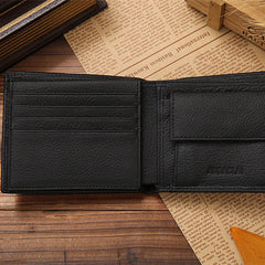 Vintage Short Casual Male Card Holder Wallets - BoardwalkBuy - 9