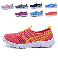Breathable Slip-On Sports Shoe - BoardwalkBuy - 2
