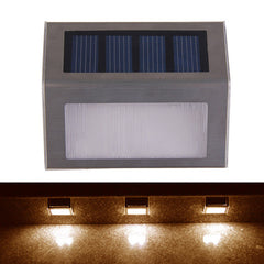 Waterproof Solar Power LED Outdoor Light - BoardwalkBuy - 2
