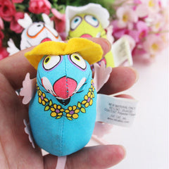 Mini Lovely Fat Mouse Cat Toys Color Random