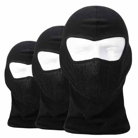 Skiing and Cycling Full Face Mask - BoardwalkBuy - 1