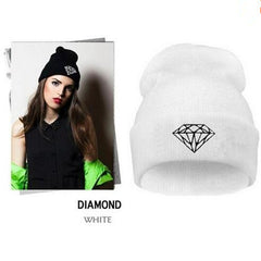 Diamond Knit Hat - BoardwalkBuy - 8