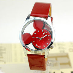 Women  Mickey transparent  Watches - BoardwalkBuy - 2