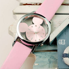 Women  Mickey transparent  Watches - BoardwalkBuy - 8