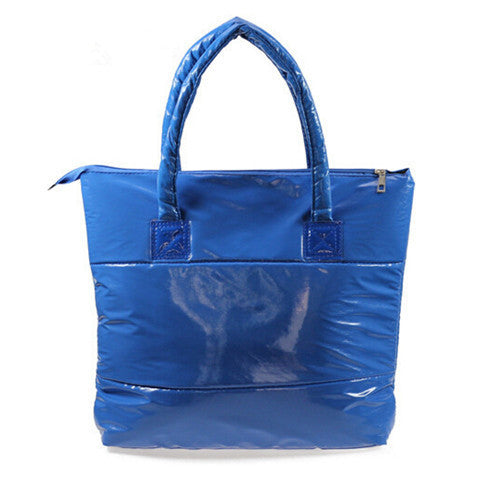 Women PU Retro Winter Handbags