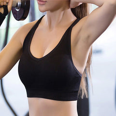 Sweat-Absorbing Sports Bra - BoardwalkBuy - 2