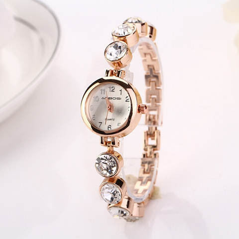 Wristwatches Stainless Women Watch