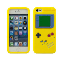 gameboy silicone case For iPhone 5 5S - BoardwalkBuy - 3