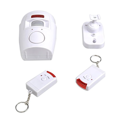 Remote Controlled Mini Alarm - BoardwalkBuy - 2