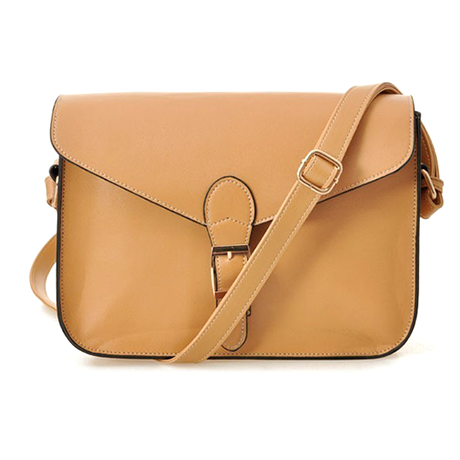 Messenger-Style Summer Bags - Assorted Colors