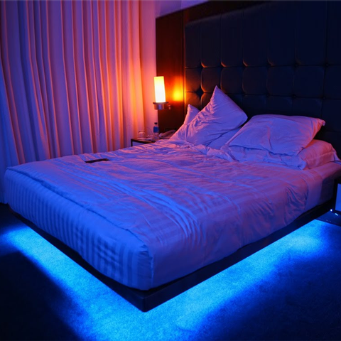 3 Feet USB Powered Cool White LED Light Strip