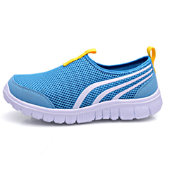 Breathable Slip-On Sports Shoe - BoardwalkBuy - 5
