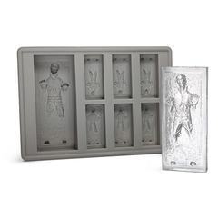 Han Solo Silicone Star Wars Ice Mold Tray - BoardwalkBuy - 2