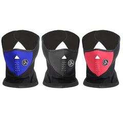 Unisex Anti Cold Fleece Ski Mask - BoardwalkBuy - 2