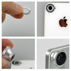 camera attachment for iphone 3 lens attachment set for iphone or android 2037