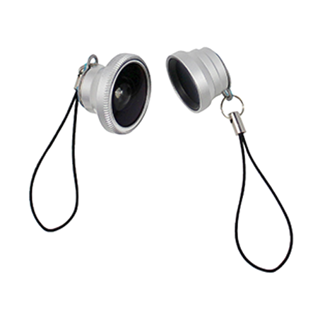 3 Piece Camera Lens Attachment Set For Iphone Or Android