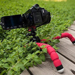camera & phone octopus stand Tripod Mount /phone holder - BoardwalkBuy - 3