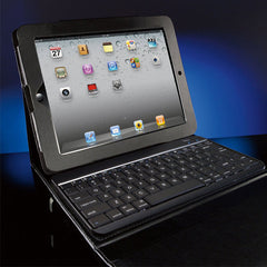 iPad Portfolio Case with Keyboard - BoardwalkBuy - 2