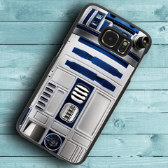 R2D2 Samsung Galaxy S6 Edge Case - BoardwalkBuy - 2