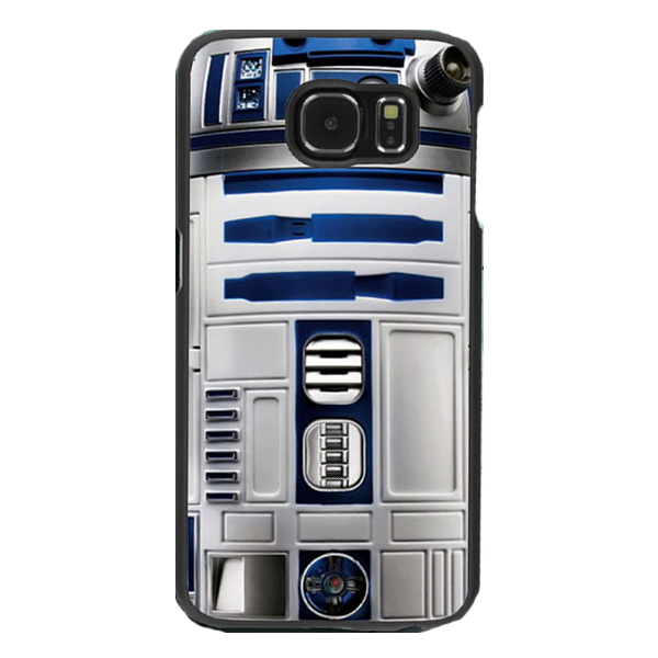R2D2 Samsung Galaxy S6 Edge Case - BoardwalkBuy - 1