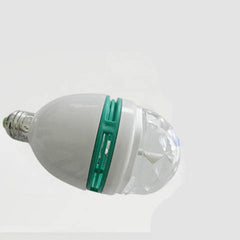 colorful led bulb Auto rotating lights - BoardwalkBuy - 4