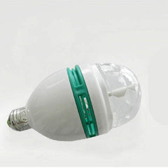 colorful led bulb Auto rotating lights - BoardwalkBuy - 5