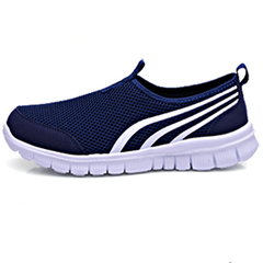 Breathable Slip-On Sports Shoe - BoardwalkBuy - 6