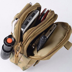 Outdoor Tactical Waterproof Hiking Pouch - Assorted Colors - BoardwalkBuy - 3